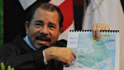 De acuerdo al sitio web WikiLeaks, EU afirmó que el presidente de Nicara...