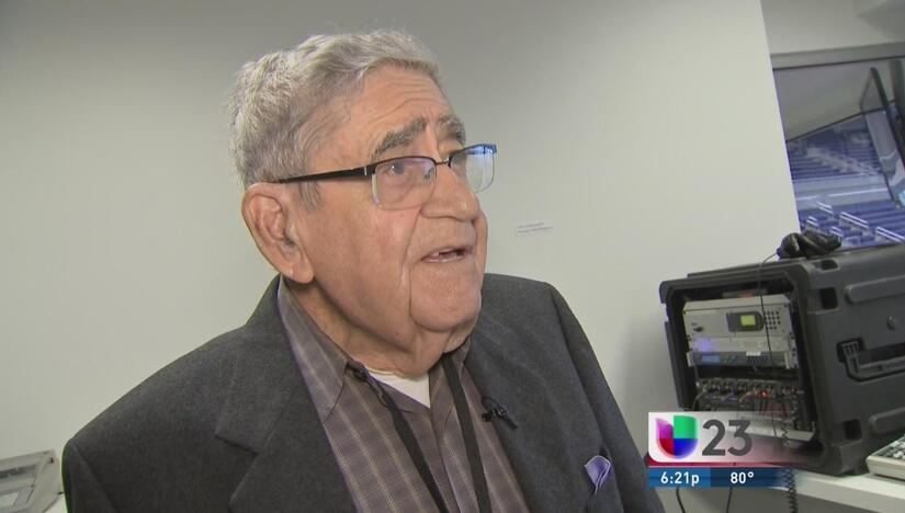 Felo Ramírez, la voz en español detrás de los Marlins