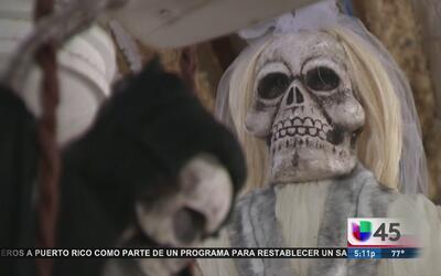 Evite ser víctimas de una estafa en Halloween