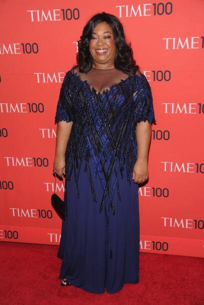 Shonda Rhimes ya ha formado parte de los más influyentes de Time en 2007.