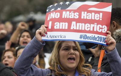 Los inmigrantes indocumentados de EEUU saldrán a las calles para condena...