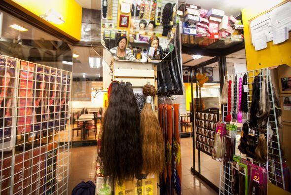 Aunque el robo de cabello no es un delito en Venezuela, sí lo es la acci...