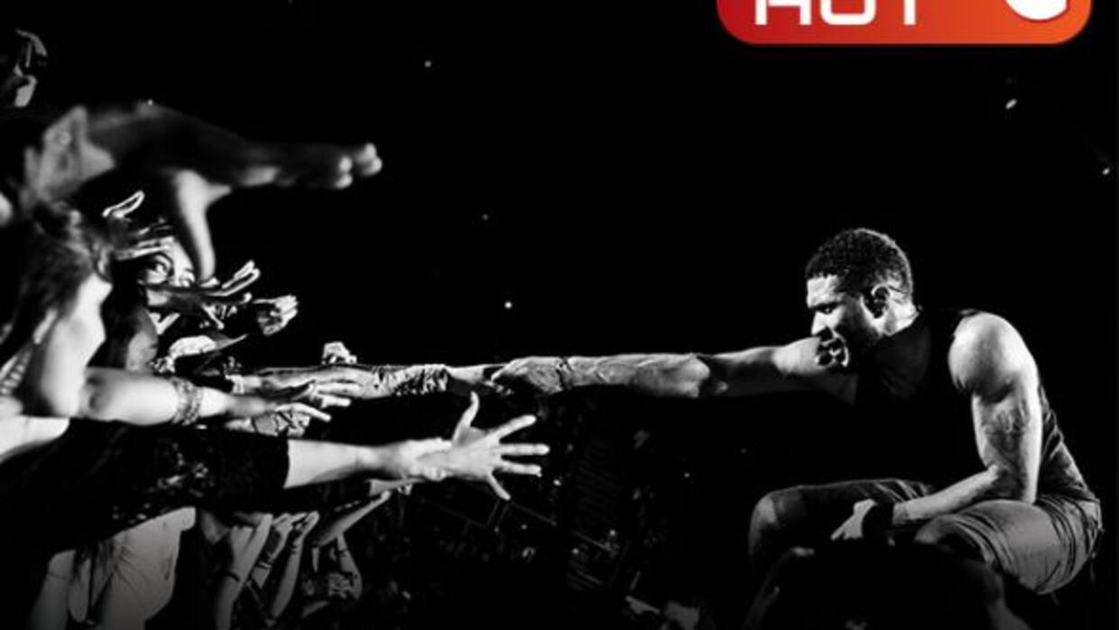 Usher: The UR Experience Tour