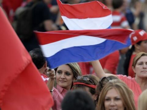 El Tribunal Superior de Justicia Electoral (TSJE) de Paraguay anunci&oac...