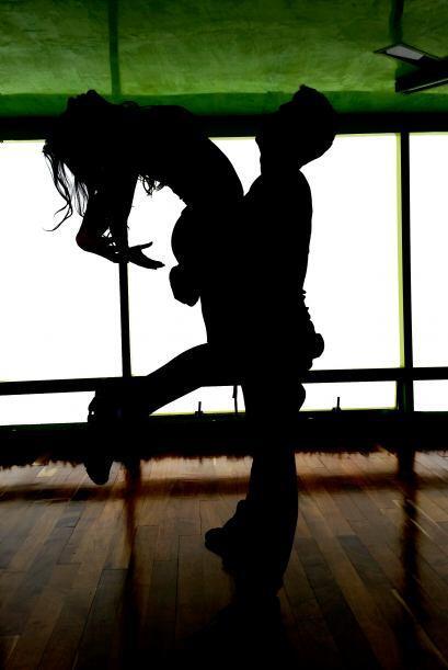Practicando las alzadas para no perder ritmo. #DannyVPT  #GeissieVPT #Sa...