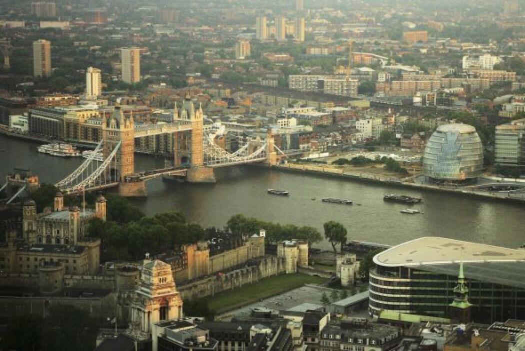 533 MILLONES DE LIBRAS- Se estima que los Juegos Olímpicos dejarán un le...
