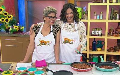 Prepara una ´discada´ con la receta de Karla y su mamá