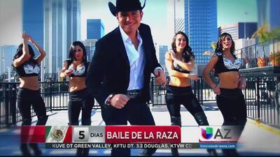 ¡Lo mejor de la música en el Baile de la Raza!