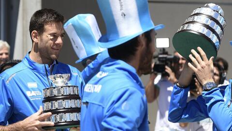 Argentina Campeón Copa Davis