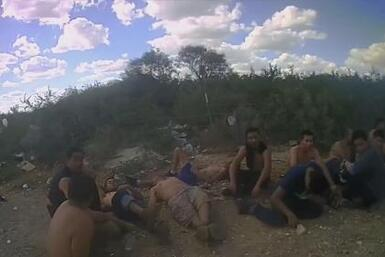 Angustia y desesperación vivieron 39 inmigrantes