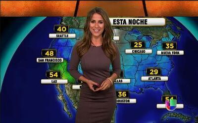 El clima con Jackie Guerrido
