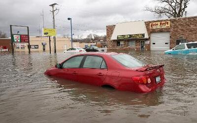 Alertas por severas inundaciones para la Costa Este con Jackie Guerrido