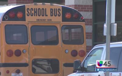 Publican datos sobre medias disciplinarias en escuelas de Houston