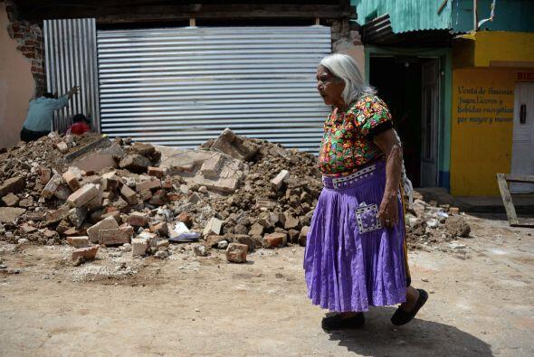 Hasta el momento se han cuantificado 197 viviendas afectadas en el munic...