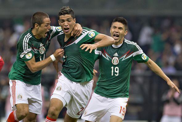 En este hexagonal los aztecas apenas lograron una victoria en 5 encuentr...