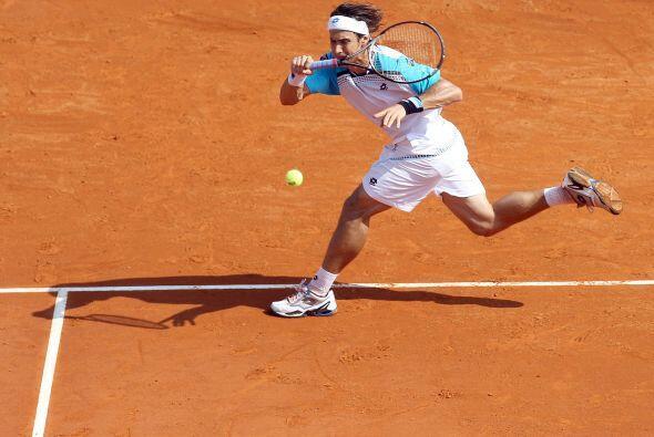 En un partido muy parejo, Ferrer pagó caro al cometer dos faltas directas.