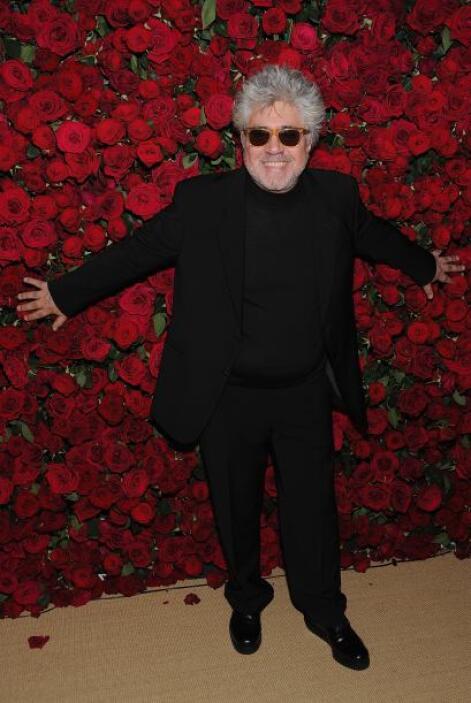 Pedro Almodóvar nació en España el 24 de septiembre de 1949.