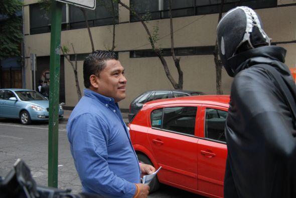 Así, este héroe mexicano nos robó el corazón...