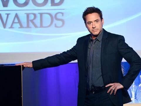 """Robert Downey Jr. El famoso protagonista de """"Ironman"""" and &quo..."""