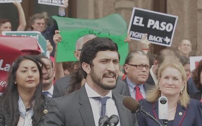 Convocan protesta en el Capitolio de Texas, en el último día de la sesió...