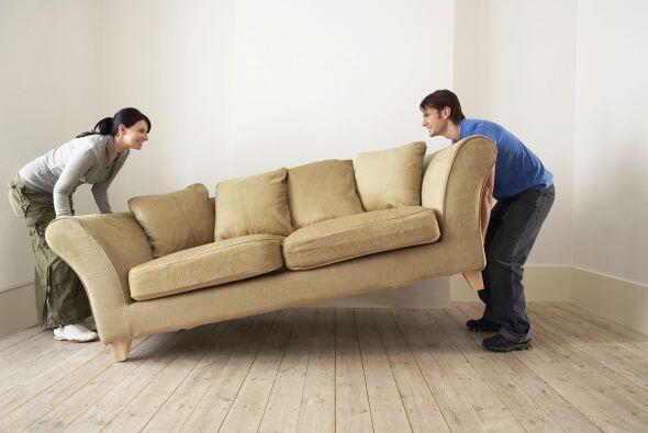 Si estás recién mudada o, simplemente, quieres renovar la casa, evita es...