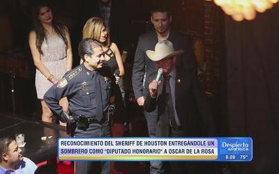 Sheriff de Houston reconoce a la Mafia