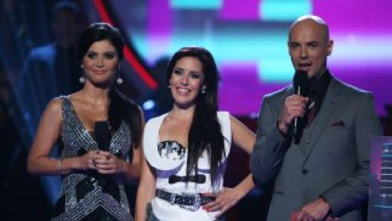 Stephanie fue la primera en salir de la competencia.