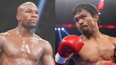 La pelea entre Floyd Mayweather Jr. y Manny Pacquaio ya es oficial