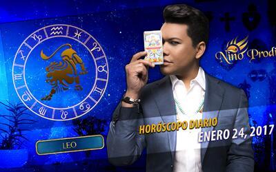 Niño Prodigio – Leo 24 de enero, 2017