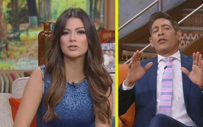 """#DAEnUnMinuto: Ana habla de la salud de su padre  y la palabra """"bebé"""" po..."""