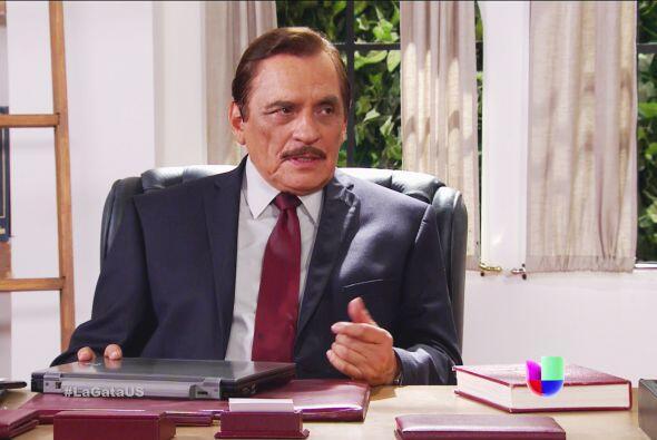 ¡La suerte le cambiará don Fernando! Doña Rita le dará unos documentos q...