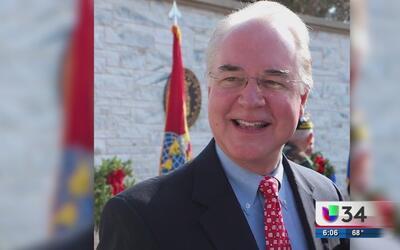 Congresista federal de Georgia podría ocupar un importante cargo en el g...
