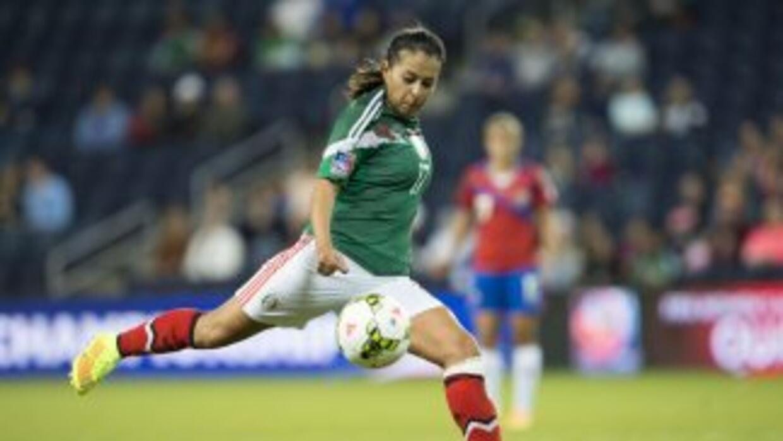 México 10-0 Martinica