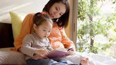 El poder la lectura es crucial para el desarrollo de un niño
