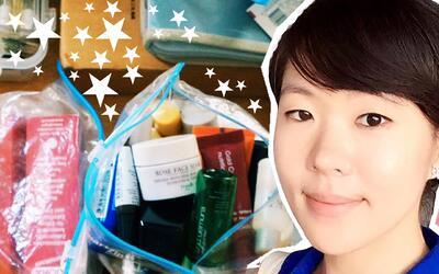 Para Young Chun, como para muchas otras mujeres coreanas, la cosmética e...
