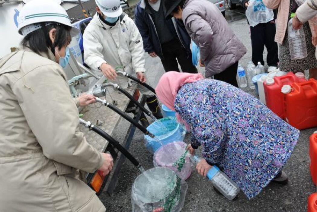 El agua potable se ha convertido en un lujo. Ahora millones de personas...