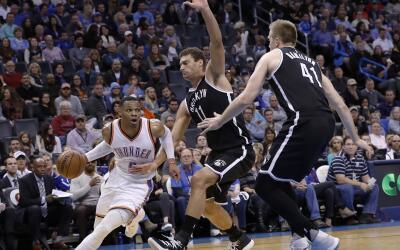 Westbrook con el cuarto triple doble de la temporada