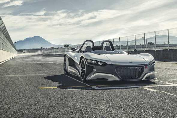 México lo intenta de nuevo y crea otro auto deportivo de nicho, el VUHL...
