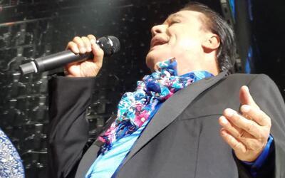 Últimas imágenes del cancante mexicano Juan Gabriel.