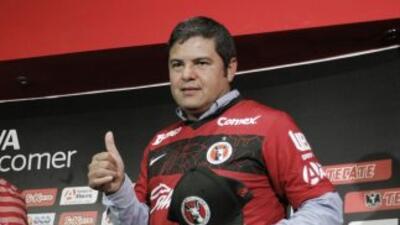 Daniel Guzmán nuevo técnico de Xolos de Tijuana.