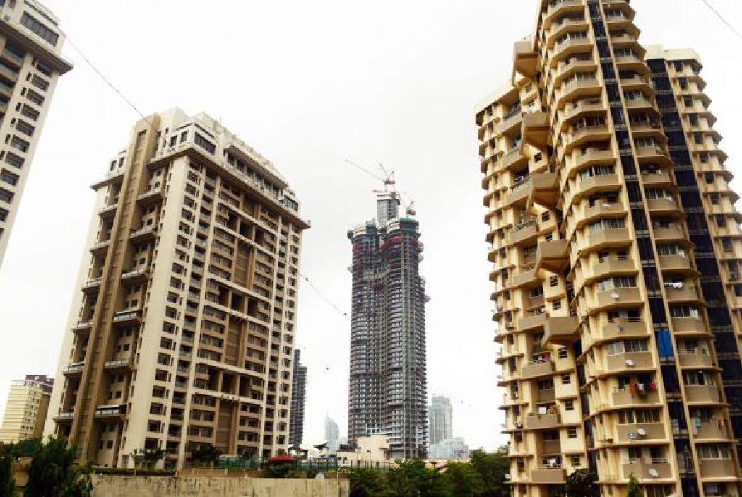 9. India.- Los precios de la vivienda en India se elevaron 8.5%. Una pro...