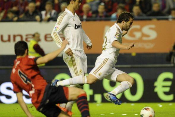Antes del final, el 'pipita' Higuaín anotó el quinto del M...