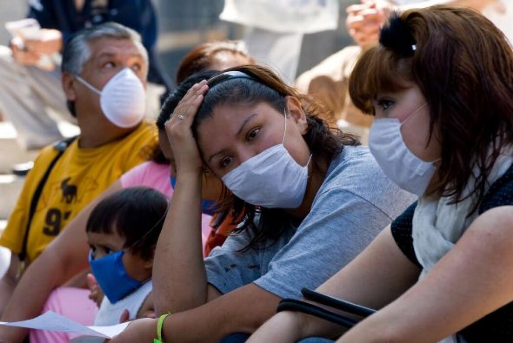 En abril de 2009 se descubre en México y Estados Unidos el brote del vir...