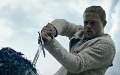'King Arthur': la leyenda de la espada