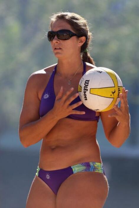 Misty May-Treanor, ha ganado más torneos que cualquier otra mujer en el...