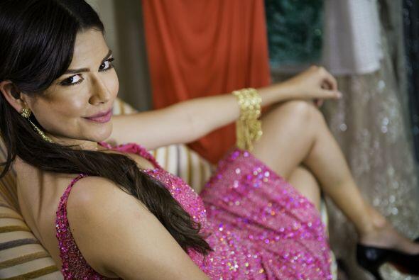 La bella Ana Patricia promete dejarnos sin aliento con el modelito que u...