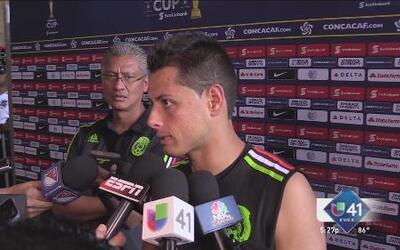 Selección Mexicana, lista para ganar