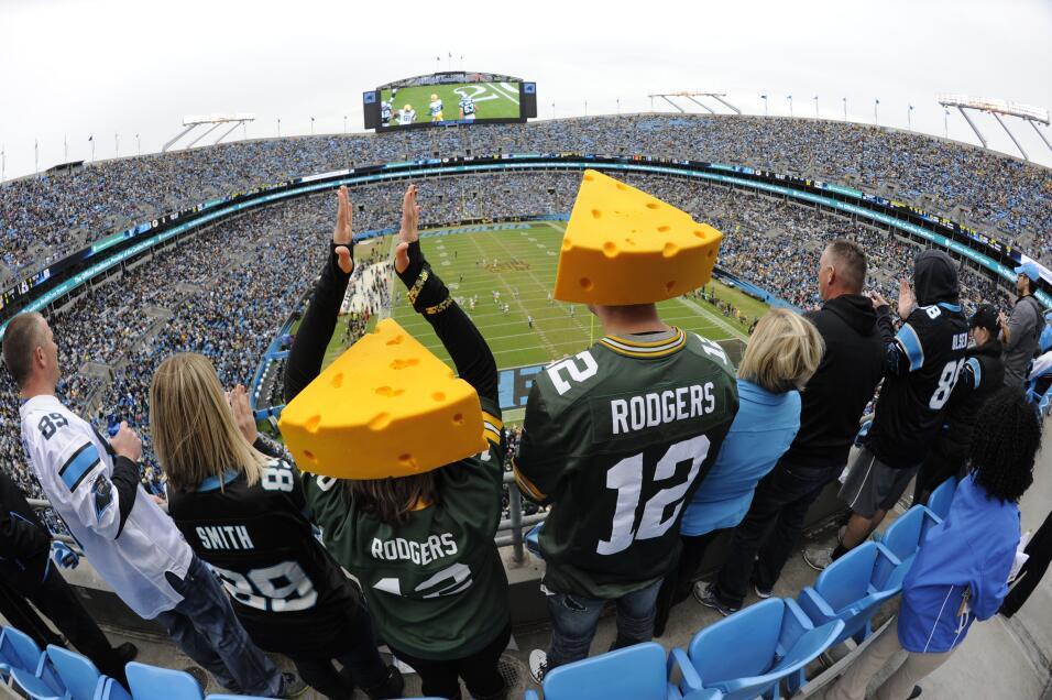 Nada es igual sin la pasión que le da los fans a los partidos de la NFL....