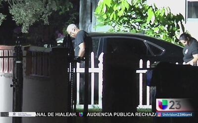 Tiroteo en Miami Gardens deja un muerto y un herido