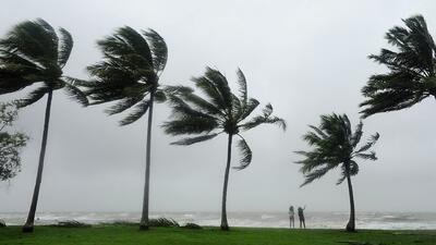 Un ciclón tropical acecha las costas mexicanas del Pacífico